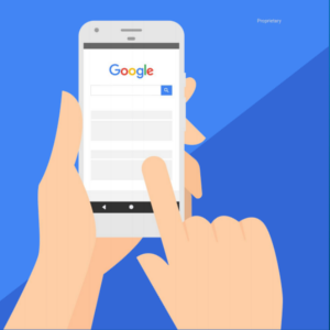 Google eye square mobile Study