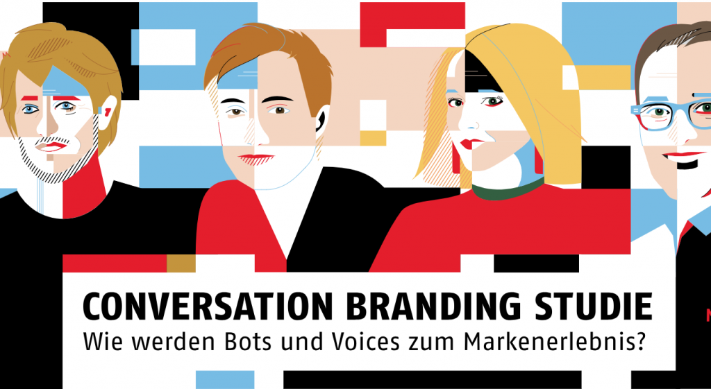 Conversation Branding Studie: eye square und Metadesign