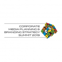 Corporate Media Planning & Branding Strategy Summit Logo