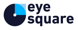 eye square Logo horizontal