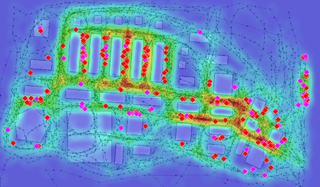 Floor-Heatmap