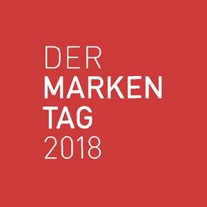 Red Der Marken Tag graphic logo